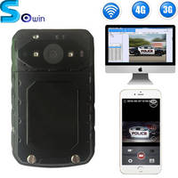 SOWIN-M 3G 4G Police Body Camera with Free Software