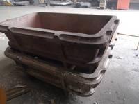 Cast Steel Dross Pan