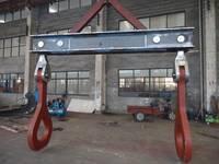 Hoisting Mechanism for Pouring Ladles