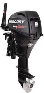 Wholesale outboard motor: 2016 Mercury 15 HP 15ELHPT-PK-CT Outboard Motor