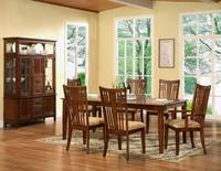 American Style Long Dining Room Tables
