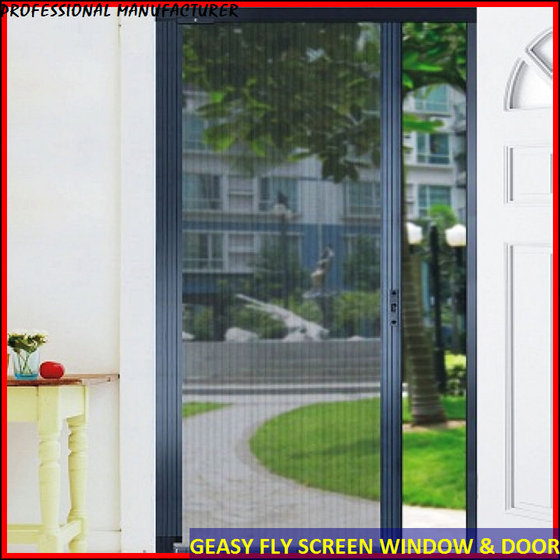 invisible screen doors product details view invisible