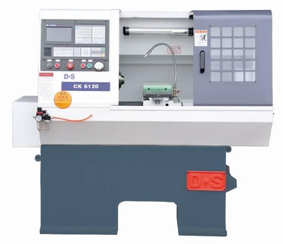 Sell CK6120 Small CNC Lathe