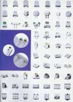 Lamp Socket(Holder)- Fluorescent/Starter/FPL/Pull switch etc