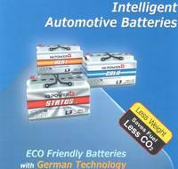 Intelligent Automotive Batteries(Car Battery)