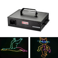 Provide A-500RGB Full Color Cartoon Laser Stage Lighting  Effect Lighting