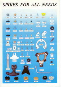 Wholesale Other Shoe Parts & Accessories: Spike Catalogue Page 2