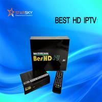 Sell arabic iptv box best hd 4u set top box