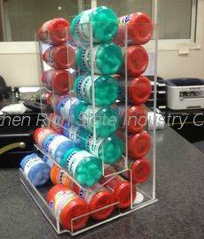 Wholesale acrylic cosmetics display rack: Retail Display