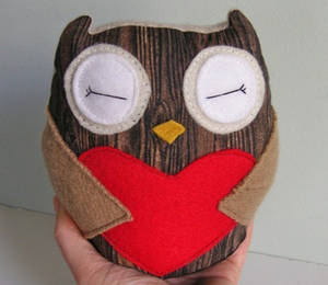 Wholesale plush toys: Cute Owl Plush Stuffed Toys