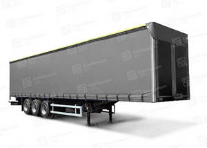 Wholesale side curtain trailer: Cutrain Sider