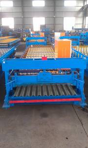 Wholesale tool box/package: Roof Corrugated Sheet Roll Forming Machine