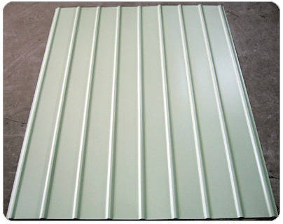 Corrugated Long Run Metal Roof And Wall Cladding Product