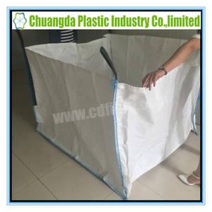 Wholesale pp woven bag: 1 Ton PP Woven Bulk Bag FIBC Big Sand Bag