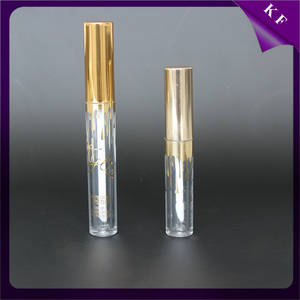 Wholesale Cosmetic Tubes: Direct Factory Shantou Kaifeng Make Your Own Plastic Empty Liquid Lipstick Container CG2283