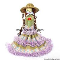 Straw Dolls,Promotional Items,Promotion Gifts,Folk Crafts