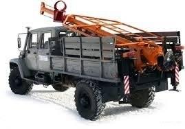 Wholesale transmission: Hoist Carrier Mounted Drilling Rig