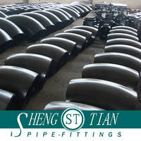 Sell butt welding ERW pipe elbow/tee/reducer fittings