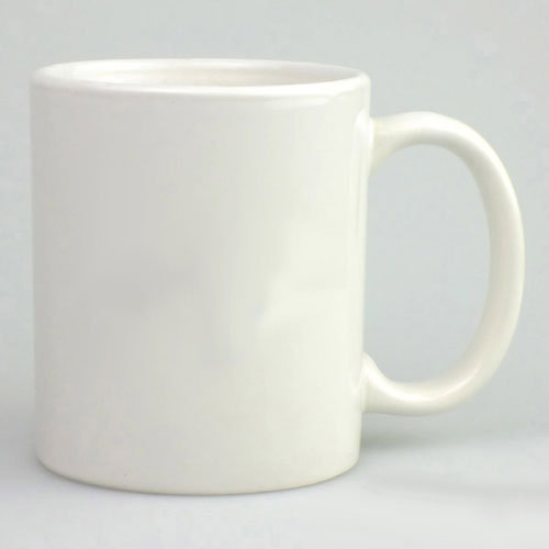 11oz White Coated Ceramic Mug Sublimation Mugs Blank