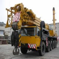 Used Liebherr Wheel Truck Cranes(125t)