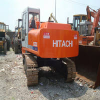 Used Hitachi Crawler Excavators