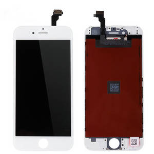 Wholesale cheap phone: Free Market the New Cheap Cell Phone Parts LCD Panel Frame LCD Screen Replacement for Iphone 6