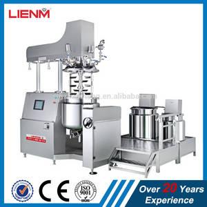 Wholesale famous perfume: LM-S-ZRG-B Tilting Internal and External Vacuum Homogenizer Emulsifier