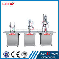 LM-QWJ-A Semi-auto Spray Snow, Paint, Air Freshner, Aerosol Filling Machine