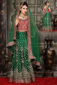 Wholesale bridal lehenga: Bridal Lehenga Choli