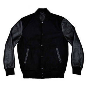 Wholesale chenille patches: Custom Wholesale High Quality Varsity Jacket Letterman Jacket