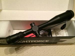 Wholesale rifle scope: Night-force NXS 5.5-22x50 Rifle Scope C194