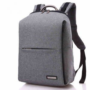 Wholesale cheap laptop: 2016 New Design Canvas Backpack Cheap Wholesale and Dropship Laptop Backpack Supplier From China