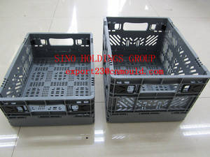 Wholesale Transport Packaging: Foldable Crate 604015A
