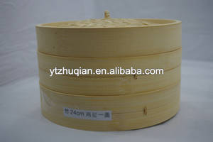 Wholesale Food Steamers: Bamboo Steamer Basket