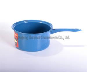 Wholesale kitchenware: Milk Pot Enamelware Kitchenware