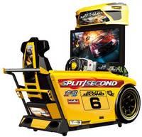 Supply 42 Inch Dynamic Arcade Racing Game Machine