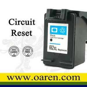 Wholesale printer cartridge: Printer Ink Cartridge Chip Reset  for HP 662
