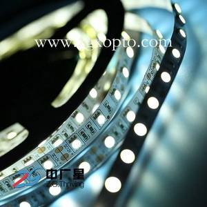 Wholesale Other LED Lighting: Cuttable Flexible SMD5050 LED Strip Pure White