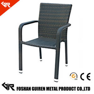 Wholesale Bamboo, Rattan & Wicker Furniture: Hot Selling PE Rattan Outdoor Garden Chair,Use in Outdoor Garden with Pation Rattan Furniture Chair