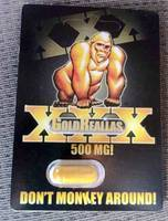 Sell  Gold Reallas XXX Sex Enhancer Sex Health Products