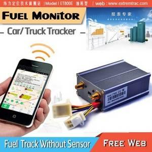 Wholesale car monitor: OEM 3G GPS Car Tracker ET800 2 Way Voice ACC Door Lock Image Fuel Monitor