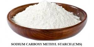 Wholesale carboxymethyl cellulose gum: Sodium Carboxy Methyl Starch (CMS)
