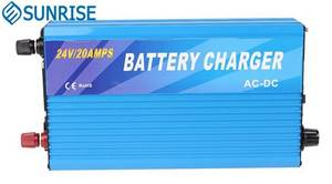 Wholesale 24v battery charger: 24V 20A AC To DC Battery Charger