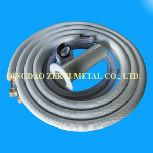 Wholesale air conditioner: Pre Insulated Copper Tube for Central Air Conditioner