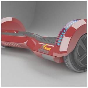 Wholesale smart phone: New Smart Mini Self Balancing Red Grand Drifter Scooter