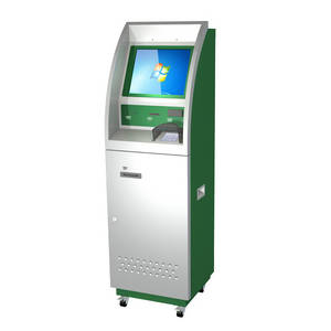 Wholesale payment kiosks: Floor Standing Financial Cash Payment Kiosk