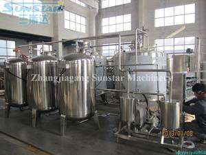 Wholesale cip cleaning system: CIP System (Cleaning in Place)