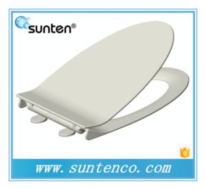 Wholesale intelligent toilet seat: Cheap Urea Soft Close Quick Release Toilet Seat