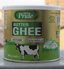 Wholesale pastry products: 100% Cow Butter Ghee (High Quality Grade A)