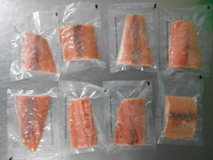 Wholesale Fresh Food: IQF Frozen Fish Piece Vacuum Packaging Fresh Pangasius Fillets